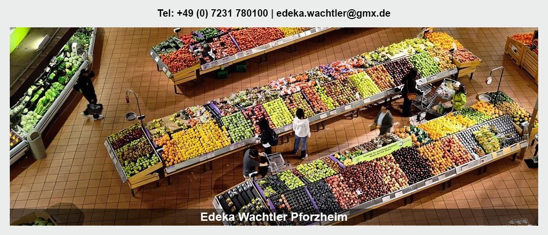 Regionale Produkte Ötisheim - Günter Wachtler e.K: Lieferservice, Plattenservice